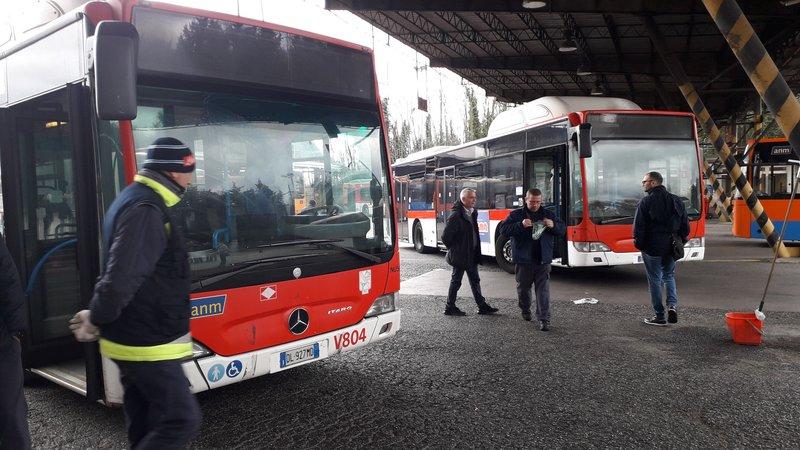 USB Unione Sindacale di Base - Ufficio Stampa: ANM Napoli ...